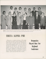 Page 191, 1957 Edition, University of Tulsa - Kendallabrum (Tulsa, OK) online yearbook collection