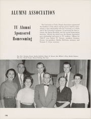Page 202, 1957 Edition, University of Tulsa - Kendallabrum (Tulsa, OK) online yearbook collection