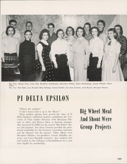Page 203, 1957 Edition, University of Tulsa - Kendallabrum (Tulsa, OK) online yearbook collection