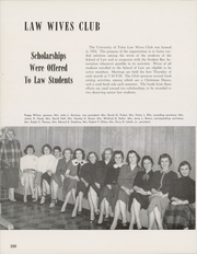 Page 204, 1957 Edition, University of Tulsa - Kendallabrum (Tulsa, OK) online yearbook collection