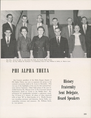 Page 209, 1957 Edition, University of Tulsa - Kendallabrum (Tulsa, OK) online yearbook collection