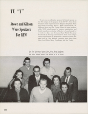 Page 210, 1957 Edition, University of Tulsa - Kendallabrum (Tulsa, OK) online yearbook collection