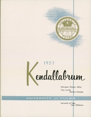 Page 5, 1957 Edition, University of Tulsa - Kendallabrum (Tulsa, OK) online yearbook collection