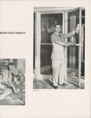 Page 9, 1957 Edition, University of Tulsa - Kendallabrum (Tulsa, OK) online yearbook collection