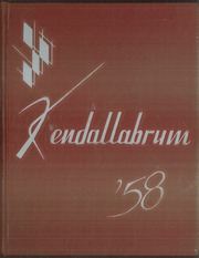 University of Tulsa - Kendallabrum (Tulsa, OK) online yearbook collection, 1958 Edition, Page 1