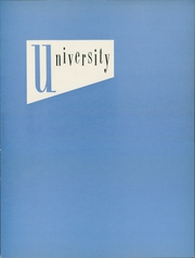 Page 13, 1958 Edition, University of Tulsa - Kendallabrum (Tulsa, OK) online yearbook collection