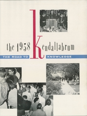 Page 7, 1958 Edition, University of Tulsa - Kendallabrum (Tulsa, OK) online yearbook collection