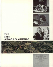 Page 11, 1966 Edition, University of Tulsa - Kendallabrum (Tulsa, OK) online yearbook collection
