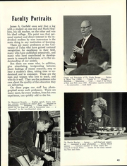 Page 53, 1966 Edition, University of Tulsa - Kendallabrum (Tulsa, OK) online yearbook collection