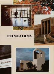 Page 15, 1981 Edition, University of Tulsa - Kendallabrum (Tulsa, OK) online yearbook collection