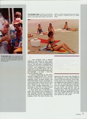 Page 11, 1986 Edition, University of Tulsa - Kendallabrum (Tulsa, OK) online yearbook collection