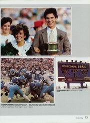 Page 17, 1986 Edition, University of Tulsa - Kendallabrum (Tulsa, OK) online yearbook collection