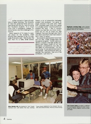 Page 8, 1986 Edition, University of Tulsa - Kendallabrum (Tulsa, OK) online yearbook collection