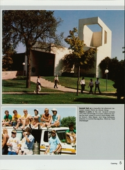Page 9, 1986 Edition, University of Tulsa - Kendallabrum (Tulsa, OK) online yearbook collection