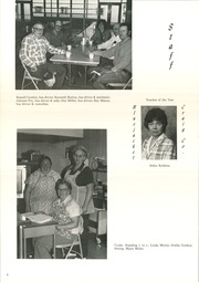 Page 10, 1982 Edition, Bluejacket High School - Chieftain Yearbook (Bluejacket, OK) online yearbook collection