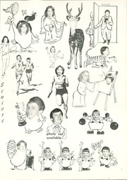 Page 11, 1982 Edition, Bluejacket High School - Chieftain Yearbook (Bluejacket, OK) online yearbook collection