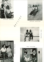 Page 16, 1982 Edition, Bluejacket High School - Chieftain Yearbook (Bluejacket, OK) online yearbook collection