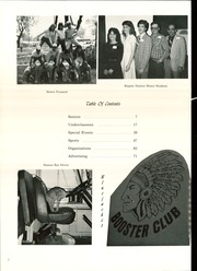 Page 6, 1982 Edition, Bluejacket High School - Chieftain Yearbook (Bluejacket, OK) online yearbook collection