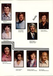 Page 9, 1982 Edition, Bluejacket High School - Chieftain Yearbook (Bluejacket, OK) online yearbook collection