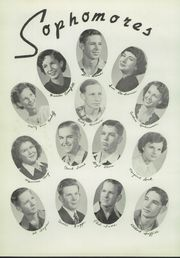 Page 12, 1951 Edition, Calumet High School - Peacepipe Yearbook (Calumet, OK) online yearbook collection