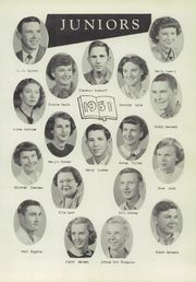 Page 13, 1951 Edition, Calumet High School - Peacepipe Yearbook (Calumet, OK) online yearbook collection