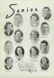Page 14, 1951 Edition, Calumet High School - Peacepipe Yearbook (Calumet, OK) online yearbook collection