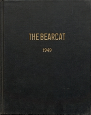 Page 1, 1949 Edition, Panola High School - Bearcat Yearbook (Panola, OK) online yearbook collection