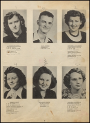 Page 13, 1949 Edition, Panola High School - Bearcat Yearbook (Panola, OK) online yearbook collection