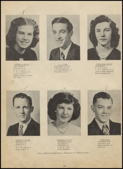Page 14, 1949 Edition, Panola High School - Bearcat Yearbook (Panola, OK) online yearbook collection