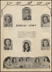 Page 6, 1949 Edition, Panola High School - Bearcat Yearbook (Panola, OK) online yearbook collection