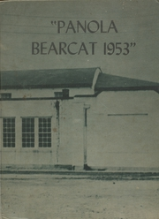 Page 1, 1953 Edition, Panola High School - Bearcat Yearbook (Panola, OK) online yearbook collection
