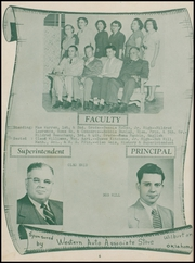 Page 10, 1953 Edition, Panola High School - Bearcat Yearbook (Panola, OK) online yearbook collection