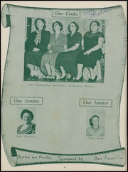 Page 12, 1953 Edition, Panola High School - Bearcat Yearbook (Panola, OK) online yearbook collection
