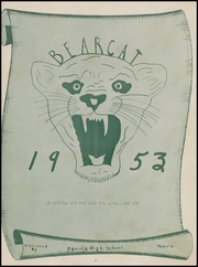 Page 5, 1953 Edition, Panola High School - Bearcat Yearbook (Panola, OK) online yearbook collection