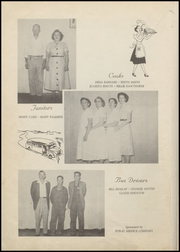Page 10, 1956 Edition, Panola High School - Bearcat Yearbook (Panola, OK) online yearbook collection