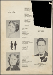 Page 14, 1956 Edition, Panola High School - Bearcat Yearbook (Panola, OK) online yearbook collection