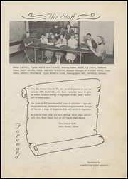 Page 5, 1956 Edition, Panola High School - Bearcat Yearbook (Panola, OK) online yearbook collection