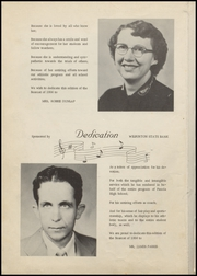 Page 6, 1956 Edition, Panola High School - Bearcat Yearbook (Panola, OK) online yearbook collection