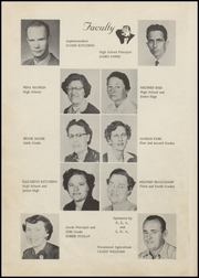 Page 8, 1956 Edition, Panola High School - Bearcat Yearbook (Panola, OK) online yearbook collection