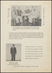 Page 9, 1956 Edition, Panola High School - Bearcat Yearbook (Panola, OK) online yearbook collection