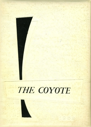 Page 1, 1959 Edition, Lone Wolf High School - Coyote Yearbook (Lone Wolf, OK) online yearbook collection