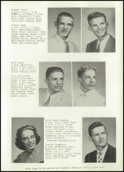 Page 11, 1959 Edition, Lone Wolf High School - Coyote Yearbook (Lone Wolf, OK) online yearbook collection