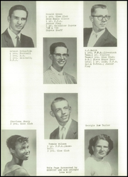 Page 12, 1959 Edition, Lone Wolf High School - Coyote Yearbook (Lone Wolf, OK) online yearbook collection