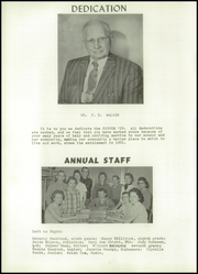 Page 6, 1959 Edition, Lone Wolf High School - Coyote Yearbook (Lone Wolf, OK) online yearbook collection