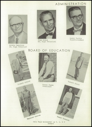 Page 7, 1959 Edition, Lone Wolf High School - Coyote Yearbook (Lone Wolf, OK) online yearbook collection