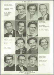 Page 8, 1959 Edition, Lone Wolf High School - Coyote Yearbook (Lone Wolf, OK) online yearbook collection