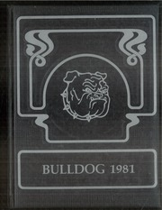 Page 1, 1981 Edition, Schulter High School - Bulldog Yearbook (Schulter, OK) online yearbook collection