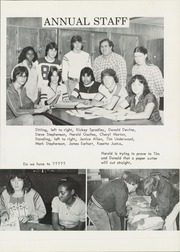 Page 11, 1981 Edition, Schulter High School - Bulldog Yearbook (Schulter, OK) online yearbook collection