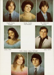 Page 14, 1981 Edition, Schulter High School - Bulldog Yearbook (Schulter, OK) online yearbook collection