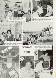 Page 16, 1981 Edition, Schulter High School - Bulldog Yearbook (Schulter, OK) online yearbook collection